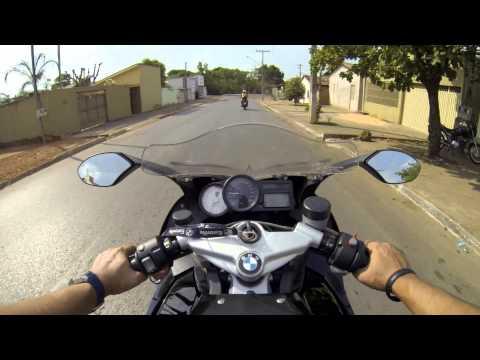BMW K1200S - Rolê em moto de patrão! Parte 1
