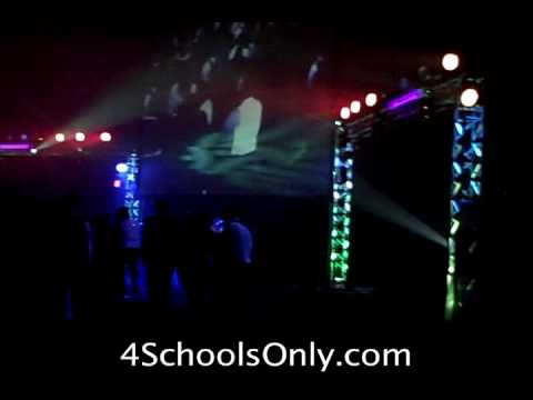 DJ Blog: Freedom High School Prom 2009 *BEST LIGHT SHOW IN FL*