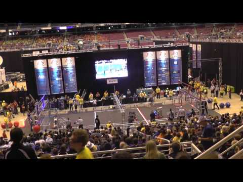 2014 Curie Division FRC Champs – Qualification Match 163