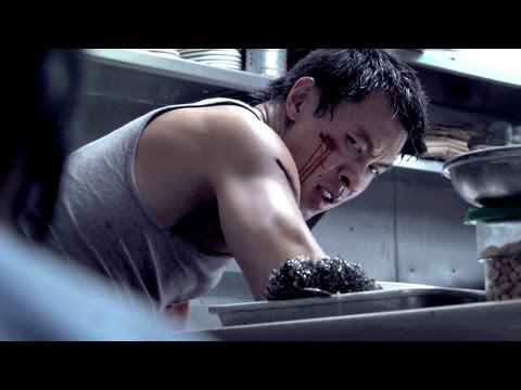 Live Action sleeping Dogs Fight Film video