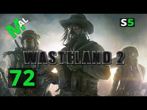 Wasteland 2 - Let's Play Part 72 Rodia Cure / Santa Monica [A] - Series 5 [Ranger Difficulty]
