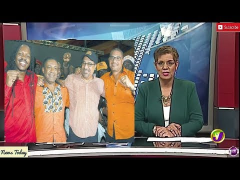 Jamaica News-Sept/16-PNP voted to decide its four vice presidents-TVJ News thumbnail