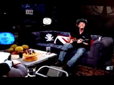 Ted Nugent - Star-Spangled Banner on GBTV.com (Glenn Beck TV) !!!!!!!!!