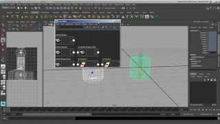 Transferring UVs between Objects in Maya