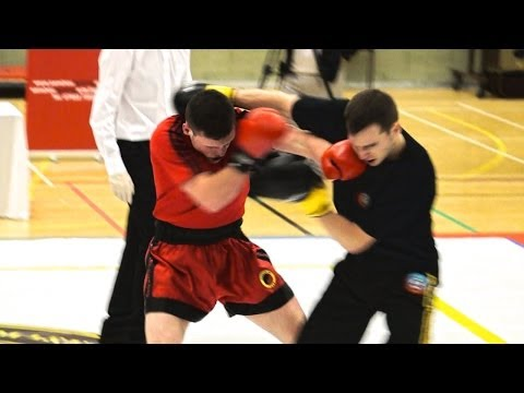 BCCMA Sanshou Fight Night - James McGee vs Richard Keeler Image 1