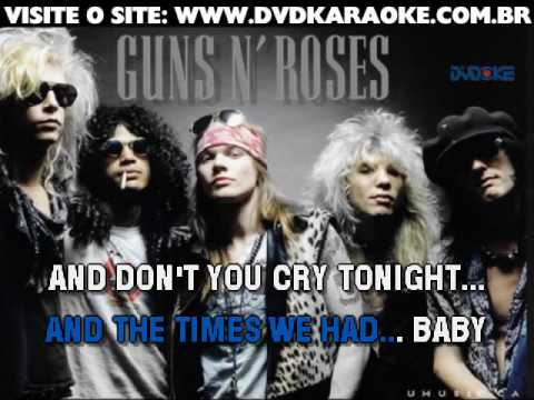 Guns N' Roses   Don't Cry