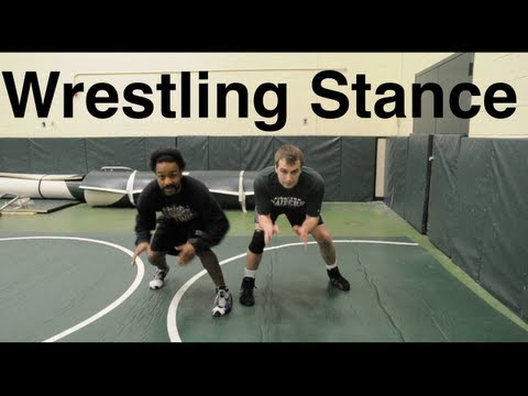 Proper Wrestling Stance and Positioning: Basic Wrestling Moves and Technique For Beginners Image 1