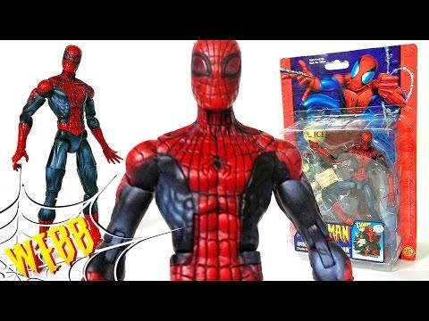 SPIDER SENSE SPIDER-MAN Action Figure Review