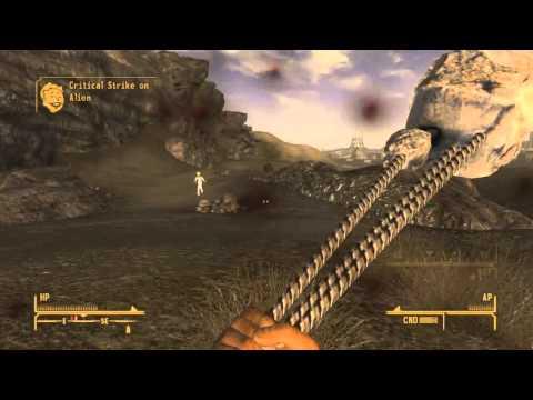 Fallout New Vegas - Alien Blaster Guide