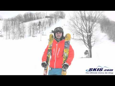 2013 Line Traveling Circus Skis Review By Skis.com