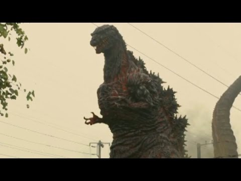 Godzilla Resurgence - ?????????? | official trailer (2016)