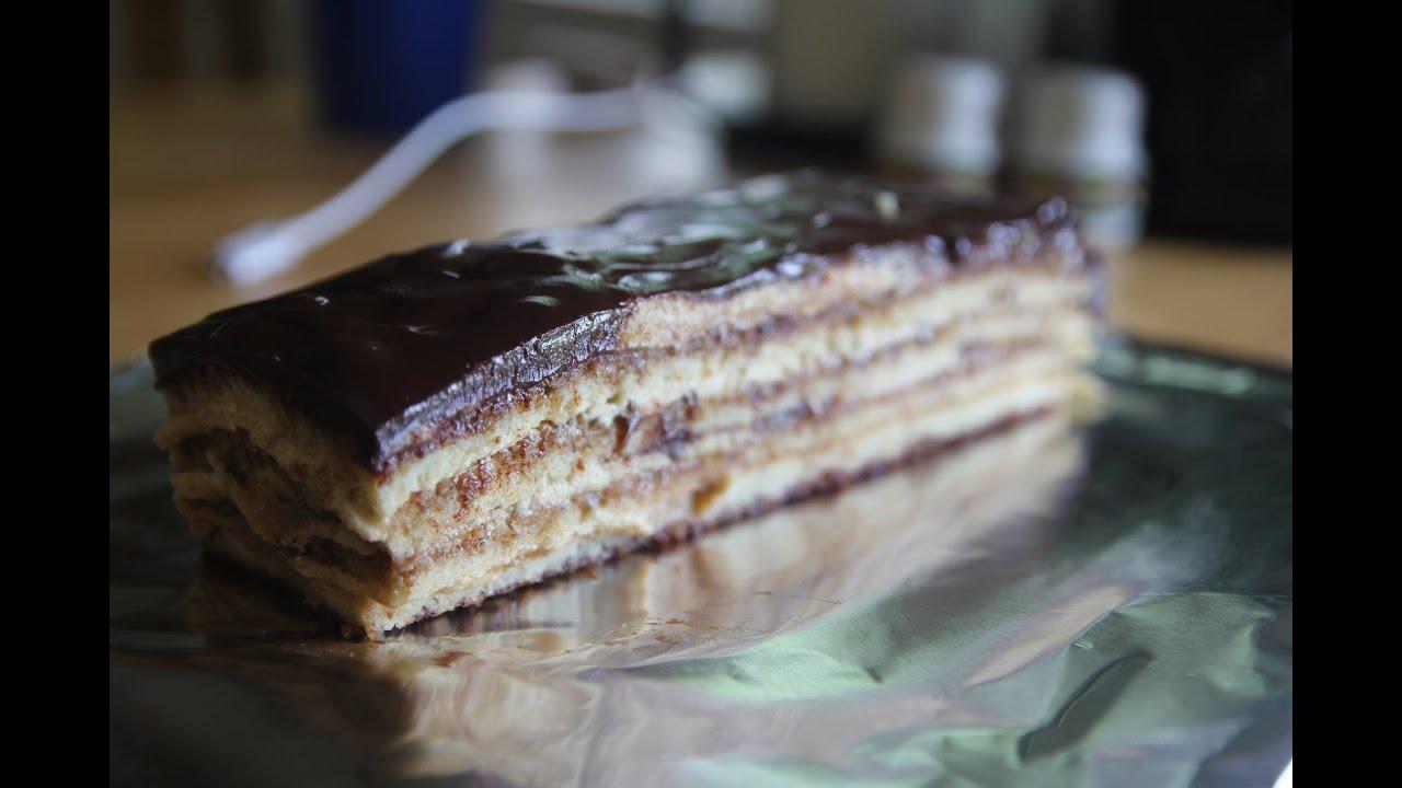 Opera Cake History How to Make Opera Cake