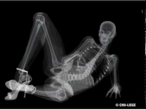 Pussy xray in Dick