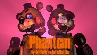[FNAF\SFM] NateWantsToBattle - Phantom Collab