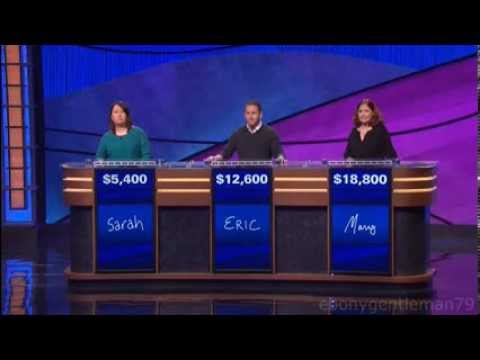 MC Alex Trebek, Canada's Finest Spitting Rap Lyrics! Jeopardy! 1-6-2014