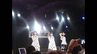 callme「Summer of love」インショットver. callme Live Museum 2016Sounds Of Summer 仙台公演  2016.7.10 仙台MA.CA.NA