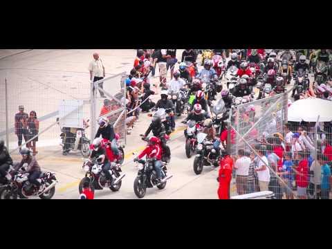 The Largest Big Bike Gathering to Super GT by Hamawangsa Bikes World
