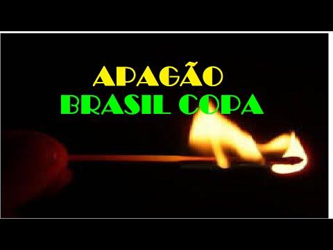 PSICOLOGIA ESPORTIVA: O Apagão. Copa Brasil 2014.