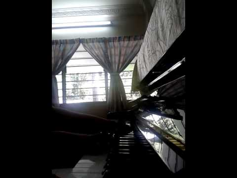 FROZEN- For The First Time In Forever piano cover