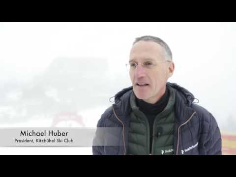 Michael Huber, president, Kitzbühel Ski Club