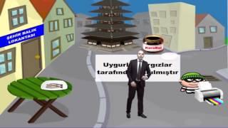 Tarih konu anlatımı 2016 9 Uygurlar Animasyon