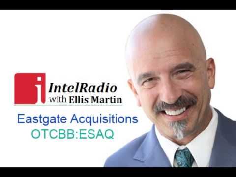 IntelRadio's Ellis Martin with EastGate's CEO on Innovative Drug Delivery Systems for Diabetes