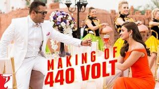 Making of 440 Volt Song | Sultan | Salman Khan | Anushka Sharma