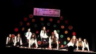 Fall 2014 Seniors - Devika Fusion Dance