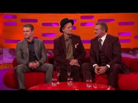 The Graham Norton Show-Matt Damon, Bill Murray, Hugh Bonneville- Part 2- Vol.2