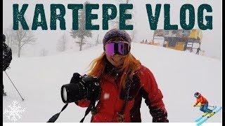 Kartepe Vlog  ~ Güncel Fiyatlar ⛷ 🎿 Kayak Nasıl Yapılmaz? Ben Nasıl Kayamadım?