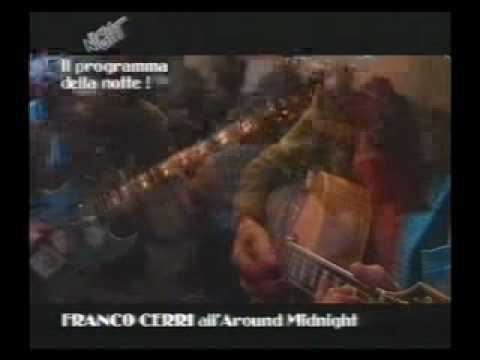 Antonio Onorato con Franco Cerri - Napoli Around Midnight Club