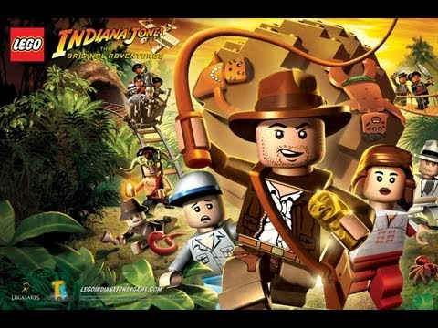 CGRundertow LEGO INDIANA JONES: THE ORIGINAL ADVENTURES for PlayStation 3 Video Game Review