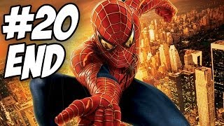 Spider-Man 2: The Game Walkthrough | Part 20 - Ending (Xbox/PS2/Gamecube/PC)