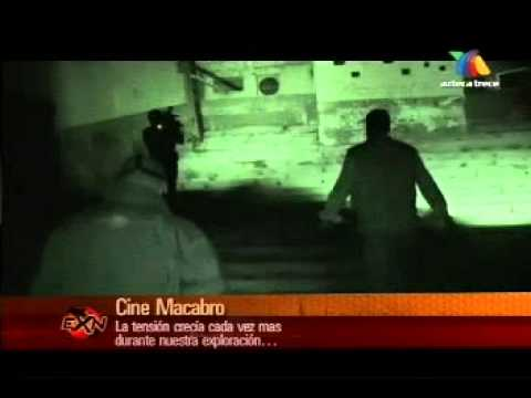 extranormal cine abandonado en sayula