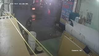 Trộm xe máy gần bến xe an sương