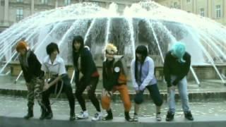 Naruto Cosplay Gangnam Style Parody