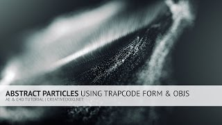 download lagu Ae & C4d: Abstract Particles Using Trapcode Form And gratis