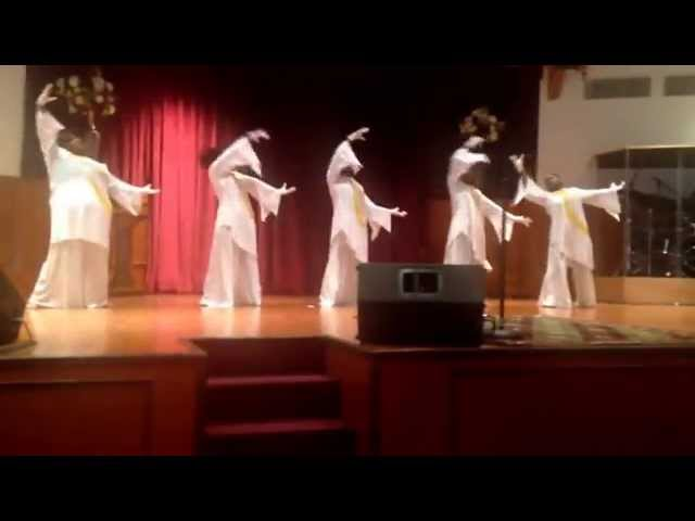 Young Peoples Cry Greater Is Coming By Jekalyn Carr LWFC SSBC Teens Praise Dance