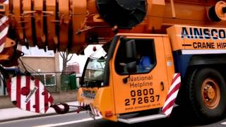 Mobile and crawler cranes videos brought to you by CranesBlog  ~ the crane gang s01e02 720p hdtv