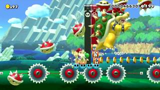 Returning to my roots by Juandjo - SUPER MARIO MAKER - NO COMMENTARY