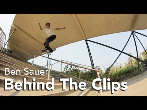 "BEN SAUER - BEHIND THE CLIPS OF ""FAREWELL OREGON"" PART 2"