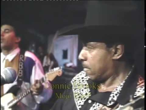 Lonnie Brooks live 1997