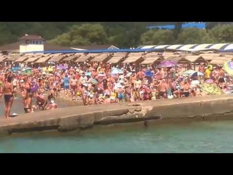 пиздец на пляже