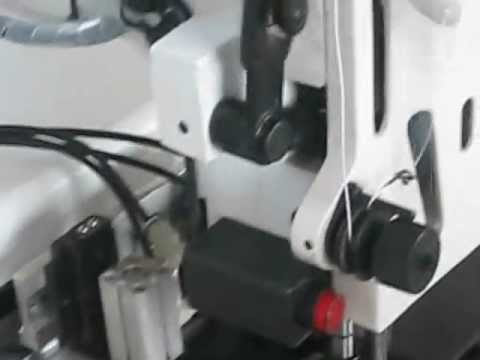 0 Extra heavy duty automatic pattern sewing machine for slings and belts