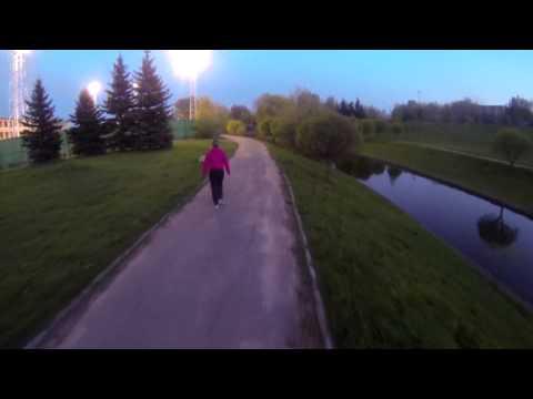 Вело-тест GoPro Hero