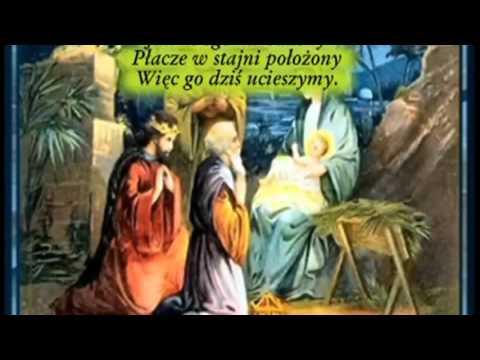 Koledy - W żłobie Leży (In A Manger) - Polish Karaoke
