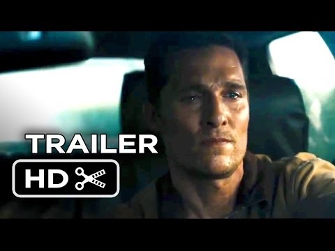 Interstellar Official Teaser Trailer #1 (2014) Christopher Nolan Sci-Fi Movie HD