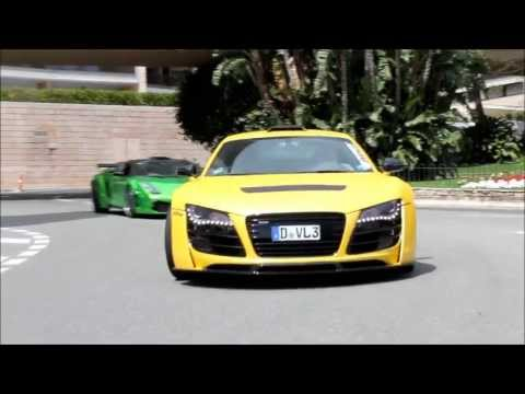 TOP MARQUES Monaco 2013 - Epic Supercars!