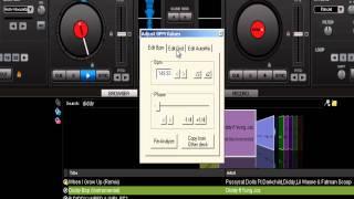 Virtual DJ 7 tutorial pt.3 (BPM and Cue points)