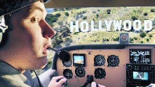 Flying a Plane With a Fear of Heights & Zero Training!